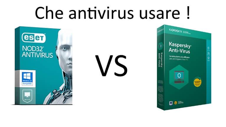 Che Antivirus Usare Sul Nostro Computer (Video)